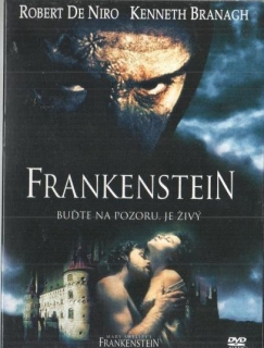Frankenstein - Kenneth Branagh (DVD)