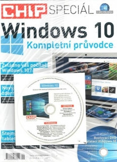 Windows 10 - CHIP speciál 1/2015