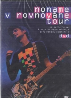 No Name - V rovnováhe tour (DVD)