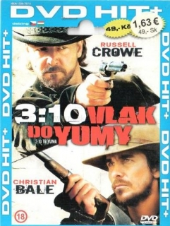 3:10 Vlak do Yumy (DVD)