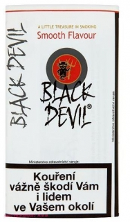 Tabák cigaretový Black Devil Smooth Flavour 30g