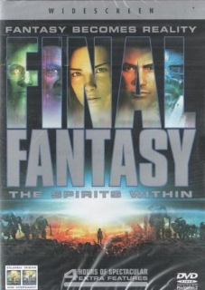 Final Fantasy: The Spirits Within import  (2 DVD)