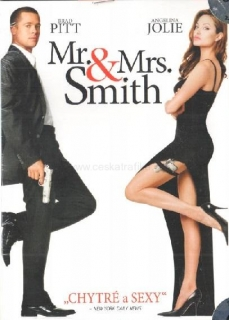 Mr. & Mrs. Smith (DVD pošetka)